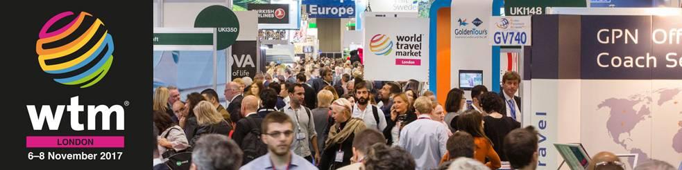 WTM 2017 — Международная туристическая выставка в Лондоне