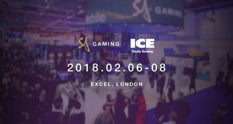 выставка игровой индустрии ICE Totally Gaming