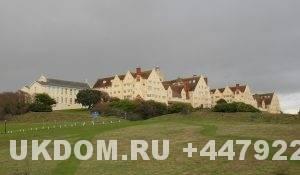 Частная Школа для девочек «Роудин» Здания школы стоят на вершине Сассекских Холмов